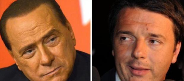 Salva banche, Berlusconi contro Renzi .