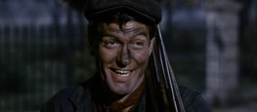 Dick Van Dyke en 'Mary Poppins'
