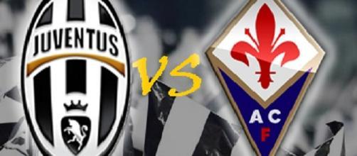 Live Juventus-Fiorentina: video gol e highlights.