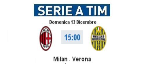 Milan - Verona in diretta live su BlastingNews