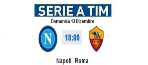 Napoli - Roma in diretta live su BlastingNews