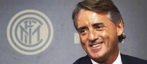 Roberto Mancini, allenatore dell'Inter.