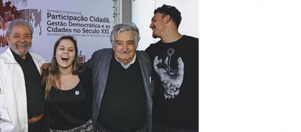 Bia Lula. (Foto Reprodução Instagram)