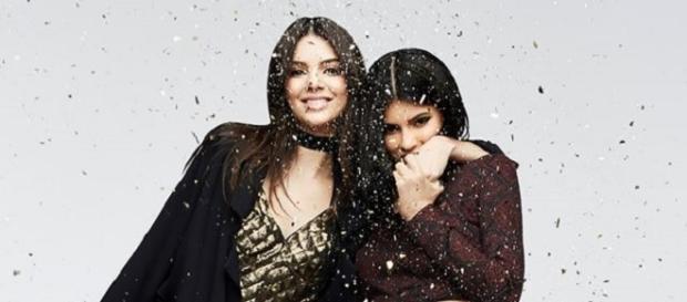 Kendall und Kylie Jenner haben sich wieder lieb