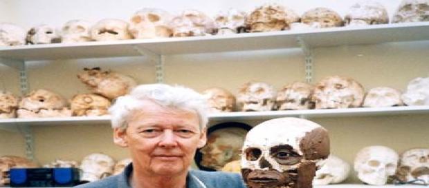 Richard Neave, un renumit expert criminalist