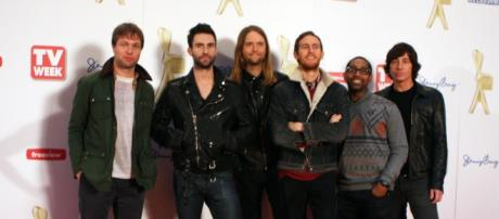 Maroon 5 regressam a Portugal em maio.