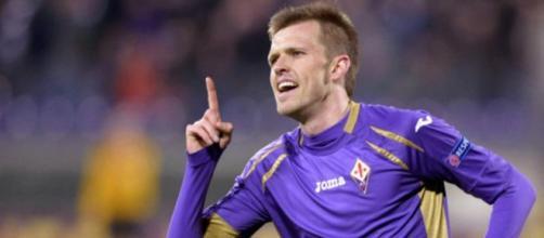 il goal di Ilicic non è bastato alla Fiorentina