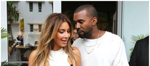 Kim Kardashian and Kanye West are fighting