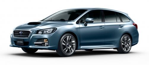 Nasce la nuova Subaru Levrog 2016