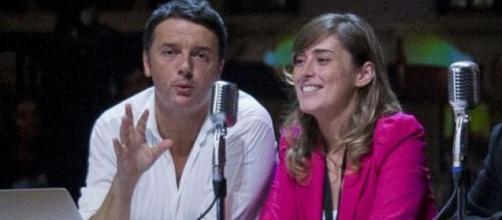 Renzi, Boschi e il conflitto d'interessi