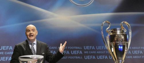 Sorteggio ottavi Champions League 2016.