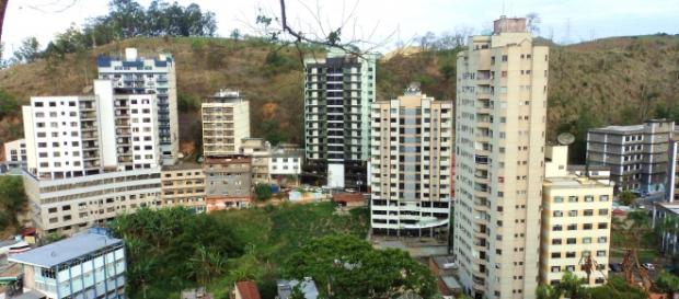 Área nobre de Barra Mansa, Rio de Janeiro