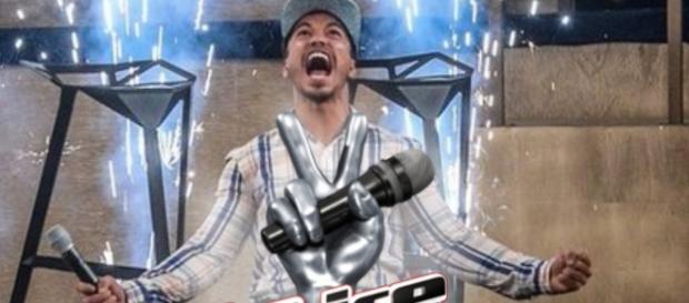 Douglas foi reprovado 2 vezes no The Voice Brasil