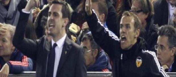Entrenadores del Valencia C.F.