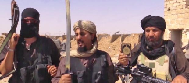 Estado Islâmico, conhecido por suas atrocidades.