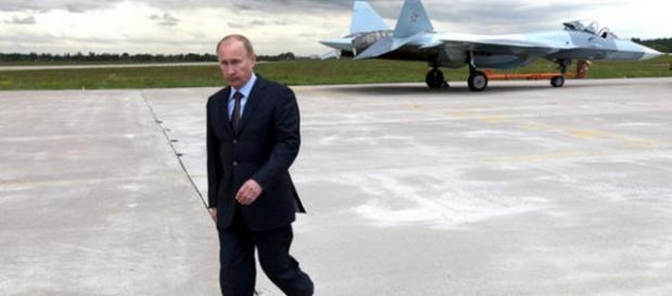 Mersul anormal al lui Vladimir Putin