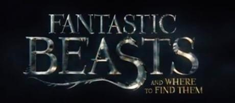 Fantastic Beasts and Where to Find Them title pic