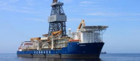 Navios-sonda avaliados em R$1,6 bilhão 'somem'