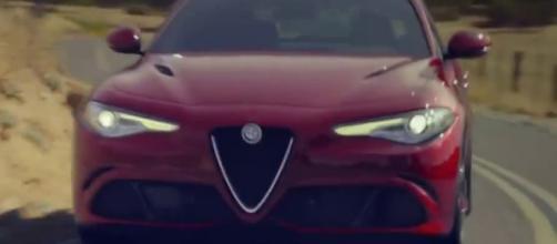 Alfa Romeo Giulia tra le auto più attese del 2016.