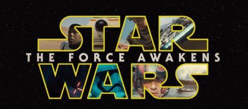 Cartel de la película, Star Wars: Episodio VII