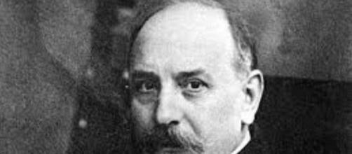 Ritratto dello scrittore Luigi Pirandello
