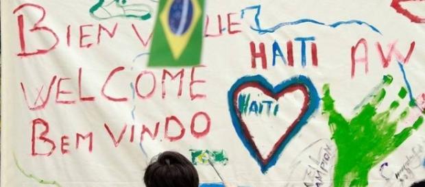 Copa do mundo dos Refugiados: Daia Oliver/R7