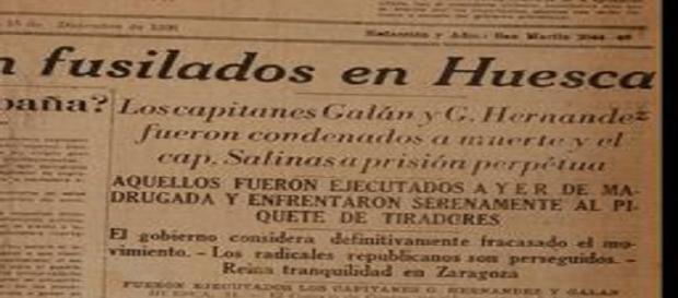 Diario Santa Fe 1931. Fuente: www.santafe.gov.ar