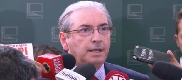Eduardo Cunha fala que não irá renunciar
