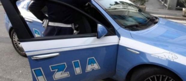 La Polizia di Caserta in azione