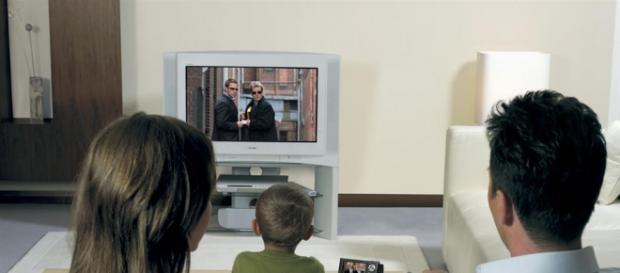 Milioni di famiglie davanti alle tv a Natale