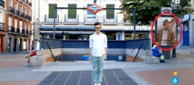 Momento del video de presentación de Han