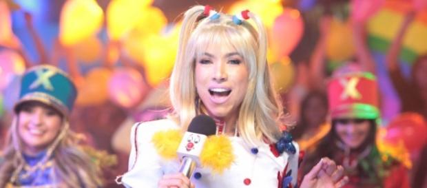 Patrícia Abravanel dá maios audiência que Xuxa