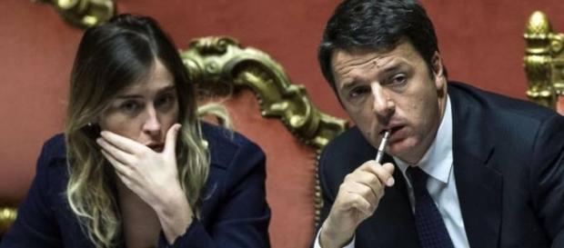 Salvini contro i beni della famiglia Boschi