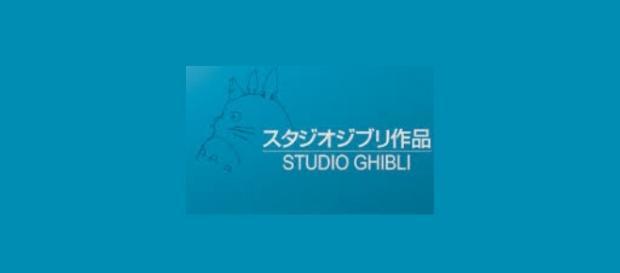 Studio Ghibli begins new project/photo:Ghibli logo