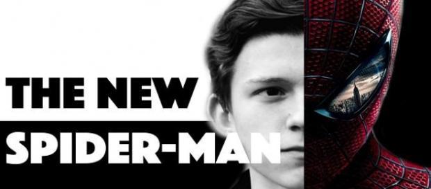 Tom Holland, el nuevo Spider-Man