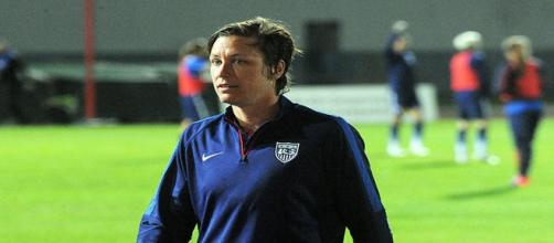 Abby Wambach plays her final game tonight.