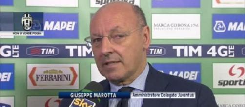 Calciomercato Juventus news 16/12: Beppe Marotta