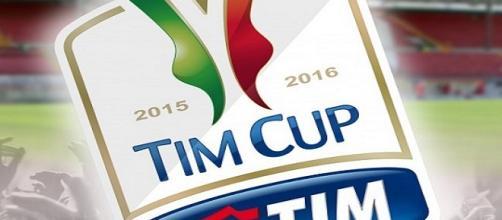 Logo TIM Cup Stagione 2015 - 2016