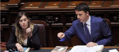 Stabilità e pensioni, Boschi e Renzi alla Camera