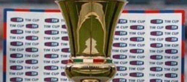 Coppa Italia partite oggi 16/12