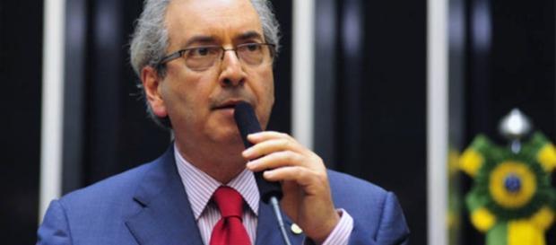 Cunha insinuou que há uma armação do PT