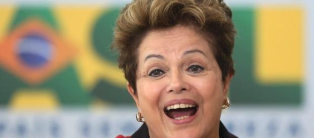 Dilma não está em alta com a população brasileira
