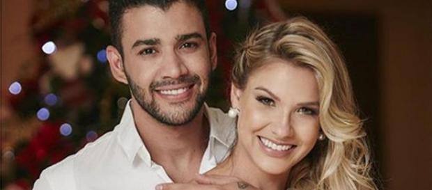 Gusttavo Lima e Andressa Suita se casam
