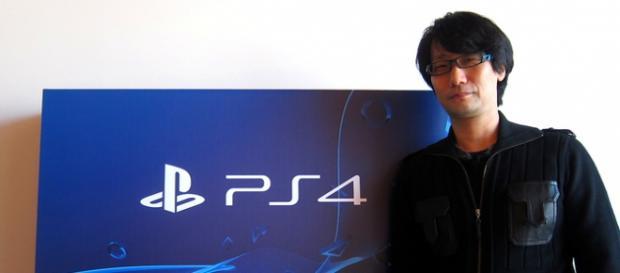 Hideo Kojima começa nova fase com game na Sony