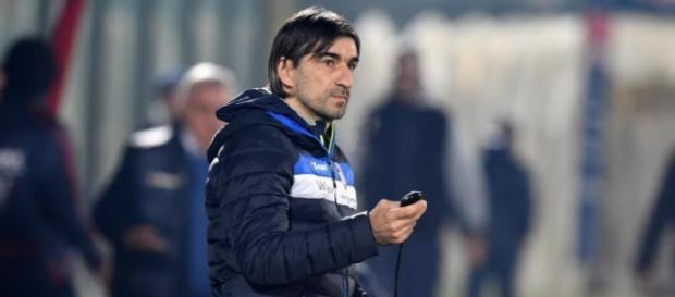 Il tecnico rossoblù Ivan Juric