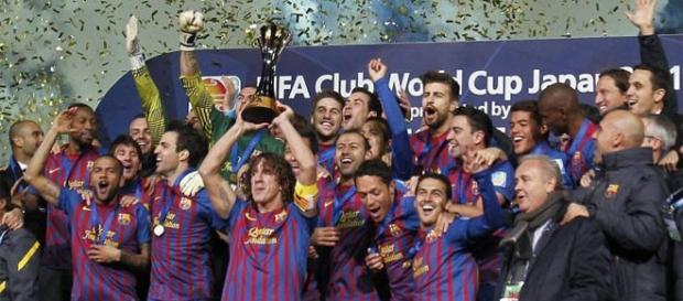 O Barcelona quer repetir a vitória de 2011