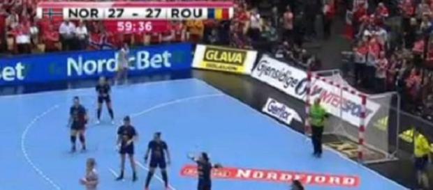 România a pierdut în prelungiri