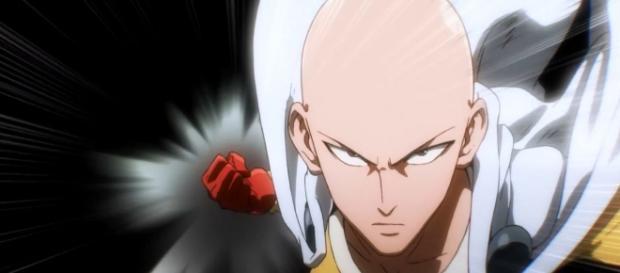 Saitama el ser más poderoso del universo...