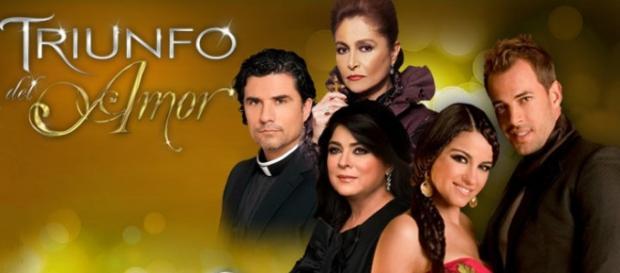 Triunfo del Amor pode estrear no SBT em breve.