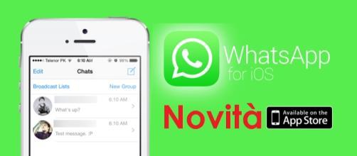 WhatsApp continua a crescere su iOS